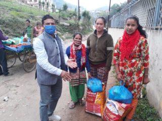 Solidarité avec le Népal comme en 2015,